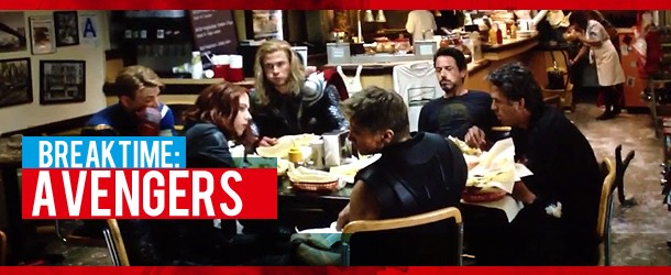 Break Time: Avengers